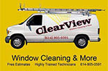 ClearView Window Cleaning and More Columbus, Ohio.