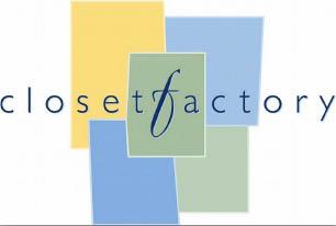 THE CLOSET FACTORY logo