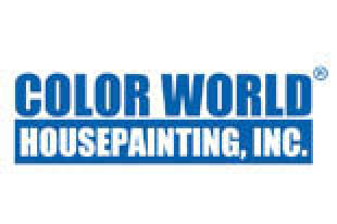 Color World House Painting logo in Dayton, Ohio