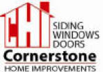 CornerStone Home improvement logo