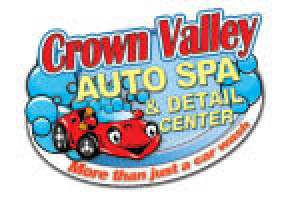 $5 Off Any Car Wash Package at Crown Valley Auto Spa  in Laguna Niguel