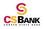 Cooper State Bank Dublin, Ohio.