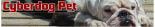 Cyberdog Pet Company Logo