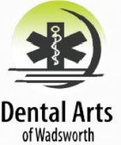 DENTAL ARTS OF WADSWORTH logo
