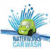 WATERWORKS CAR WASH logo