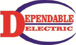DEPENDABLE ELECTRIC logo