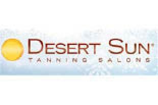Desert Sun Tanning Salons logo - greater Seattle area