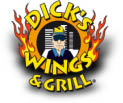Dick's Wing & Grill logo