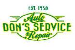 dons Bp service oil change lube gasoline