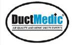 Duct Medic Logo for Nebraska