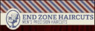 END ZONE HAIR CUTS logo
