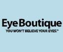 Eye Boutique logo throughout Illinois