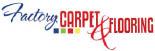 FACTORY CARPET AND FLOORING logo