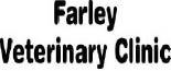 FARLEY VETERINARY logo
