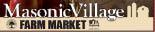 masonic village farm market,elizabethtown pa farm market,lancaster farm market,local produce