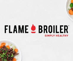 Family Special $30.99 + tax at Flame Broiler in Corona
