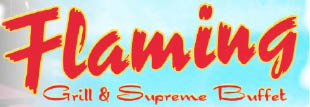 Flaming Grill & Supreme Buffet in Riverdale NJ logo