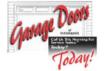 $30 OFF Any Service Call at GARAGE DOOR OF INDIANAPOLIS