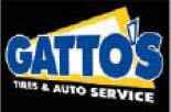 GATTO'S TIRES AND AUTO SERVICE logo