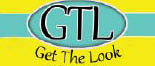 Get The Look Logo, Hair Salon Logo