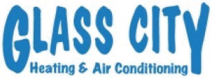 GLASS CITY HEATING & AIR logo