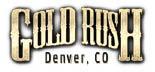 Gold Rush Logo in Denver, CO
