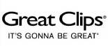 GREAT CLIPS / J2J DELIGHT INC logo