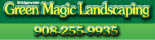 Green Magic Landscaping coupons