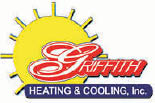 GRIFFITH HEATING AND COOLING logo