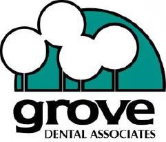 Grove Dental Associates in Illinois logo