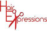 HAIR EXPRESSIONS logo