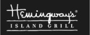 $5 Off $25 or More at Hemingway's Island Grill