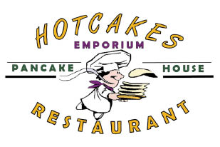 10% OFF your Entire Bill Monday-Friday at HOTCAKES EMPORIUM PANCAKE HOUSE & RESTAURANT