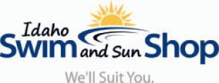 SWIM AND SUN SHOP logo