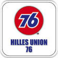 HILLES UNION 76 logo