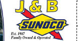 J&B Sunoco coupons