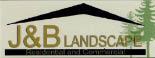 J&B Landscape Logo