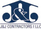 J & J Contractors in Oak Creek, WI a remodel interior/exterior home improvement company logo