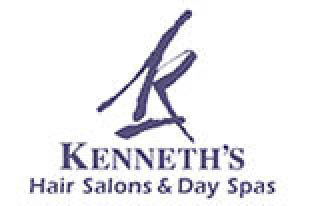 FREE Haircut with Color Service at Kenneth's Hair Salon & Day Spas!