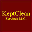 KeptClean Maid home cleaning services in Hartford, WI Logo