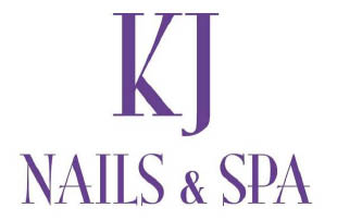 KJ NAILS & SPA logo