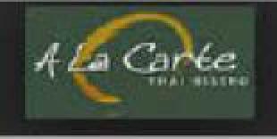 A La Carte Thai Bistro logo Culver City, CA
