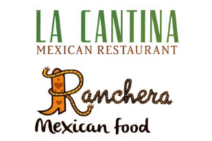 $2.50 OFF 2 Lunches (Choose from Any 2 Combos #1-#20) at LA CANTINA or RANCHERA MEXICAN RESTAURANTS