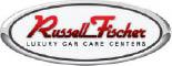 Russell Fischer Express Car Wash logo in Norwalk CA