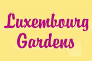 LUXEMBOURG GARDENS logo