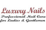 LUXURY NAILS - WATSON logo
