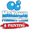 MCKOWN PRESSURE WASHING & PAINTING logo