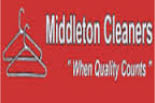 Middleton Cleaners Logo - Shirts - Wedding Dresses - Cleaned, Pressed