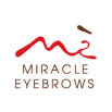 Miracle Eyebrows logo in Ohio