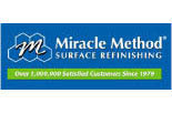 Miracle Method Surface Refinishing Grove City, Ohio.